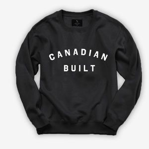 Canadian built sweatshirt